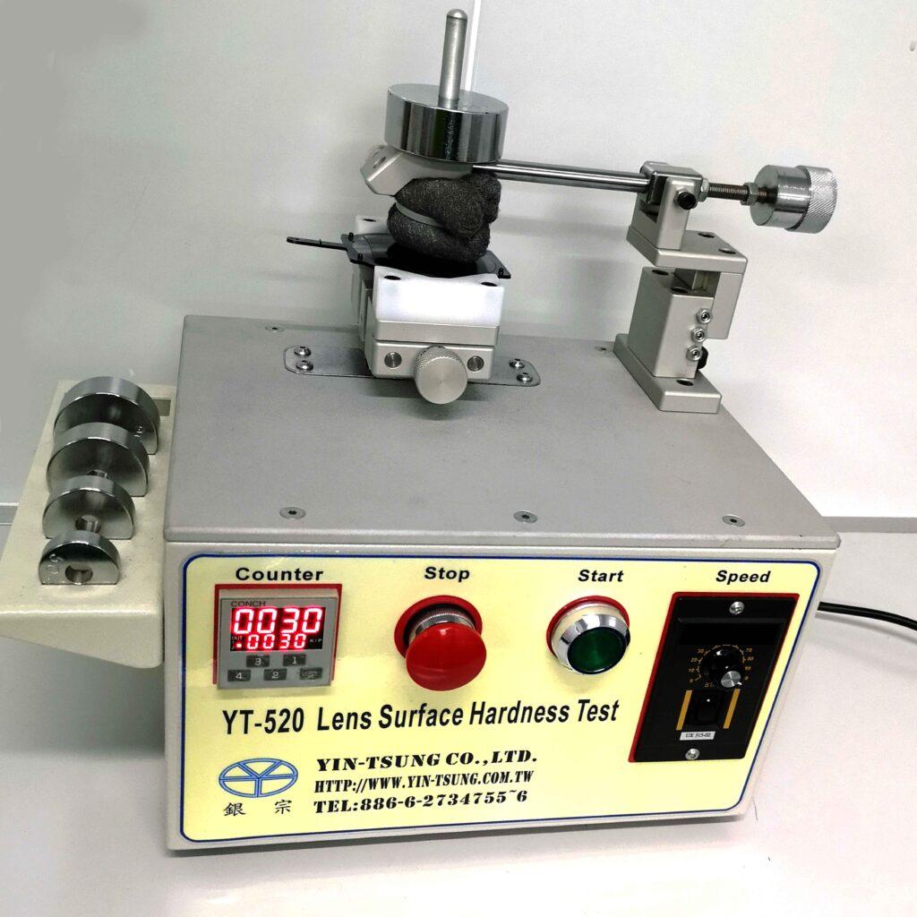 Hard Surface Test Machine